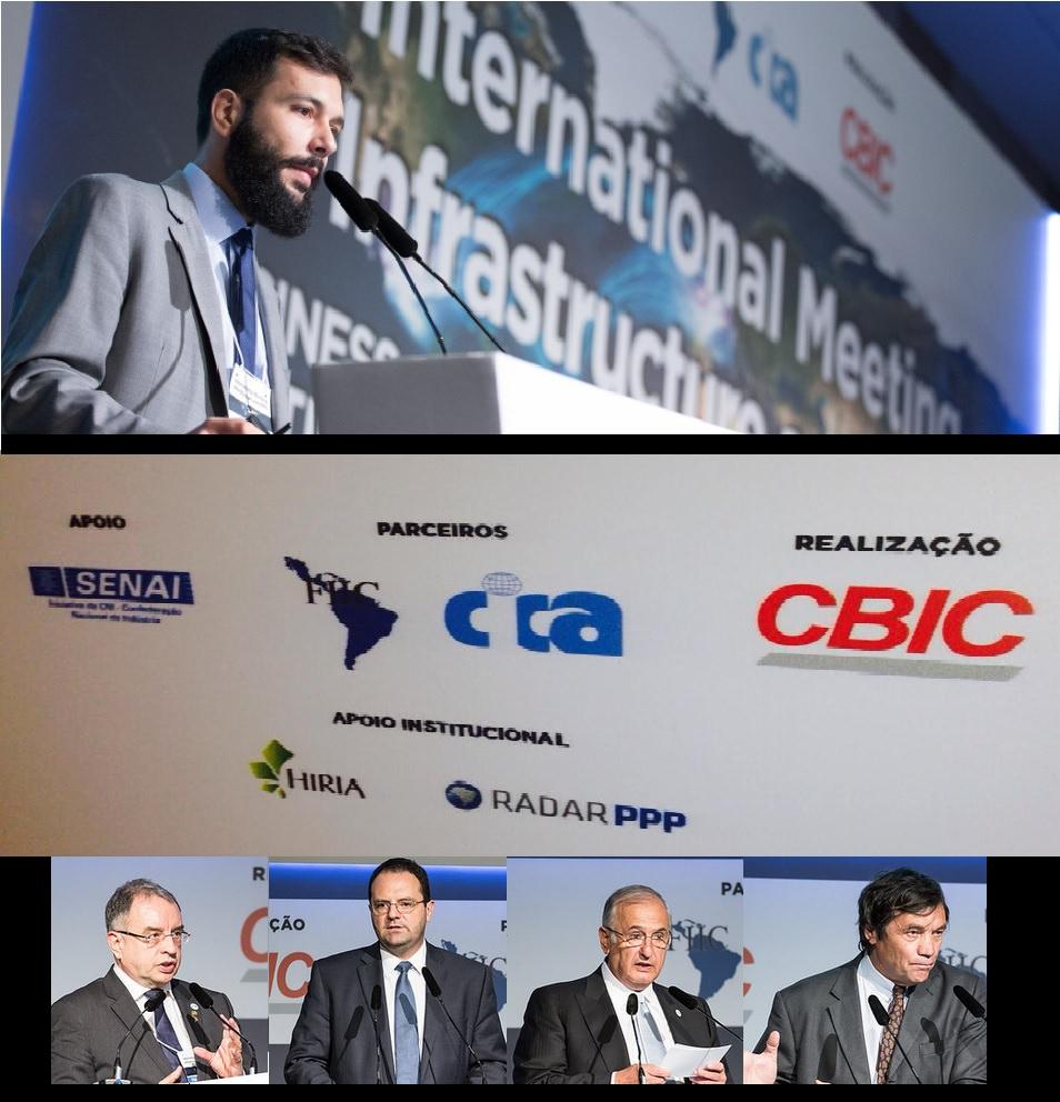 Imagem do evento da CBIC