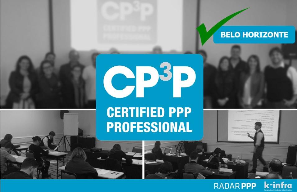 Radar PPP alcança marca de 40 profissionais brasileiros com a certificação do nível Foundation do CP³P