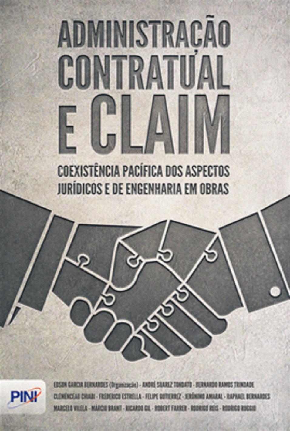 Livro sobre equilíbrio em contratos de concessão e PPPs