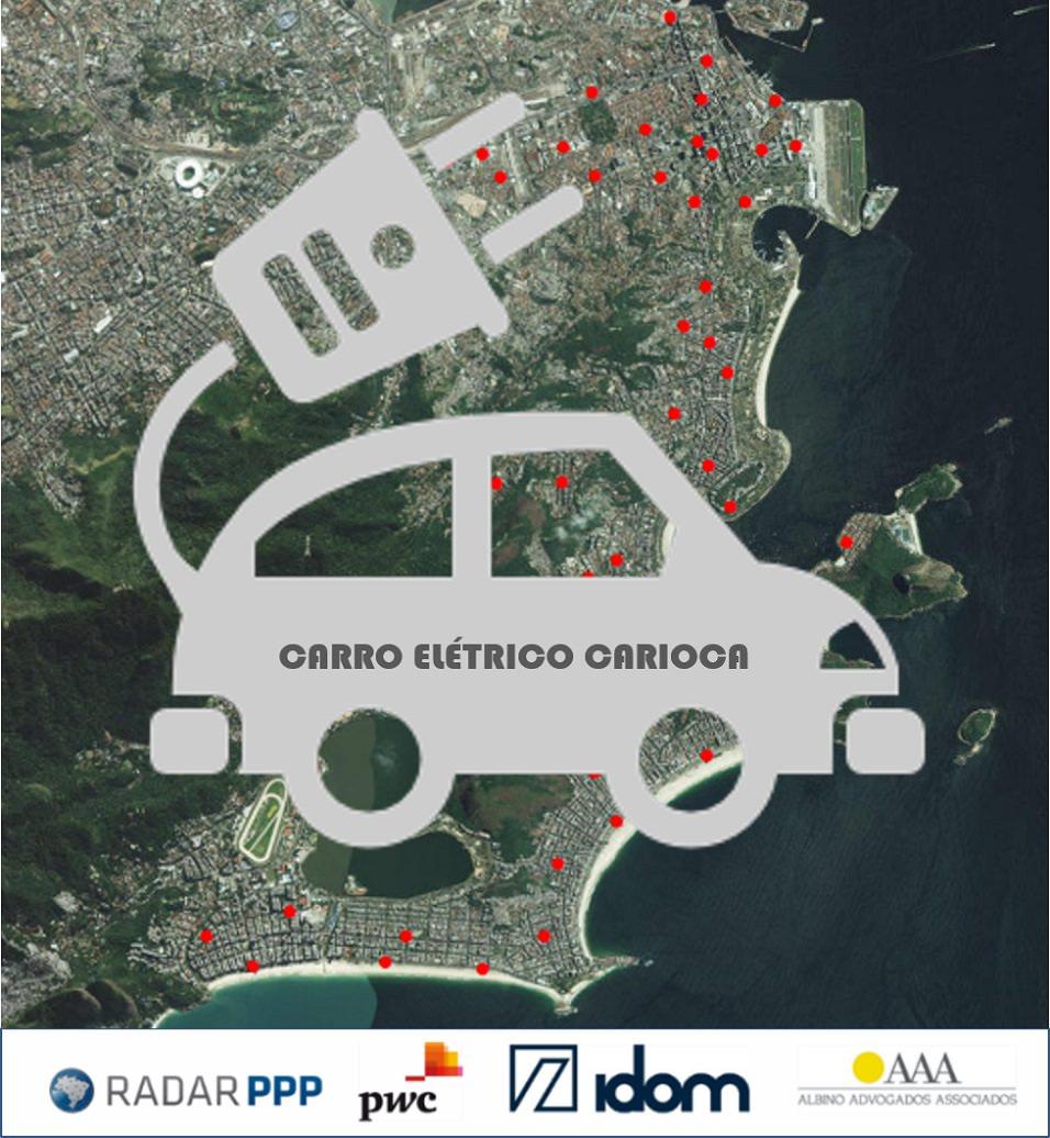 Prefeitura do Rio de Janeiro divulga projeto de Compartilhamento de Veículos Elétricos