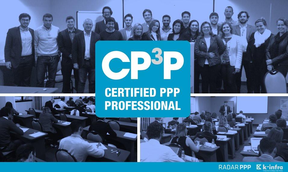 Radar PPP forma primeira turma de profissionais globais certificados em PPP
