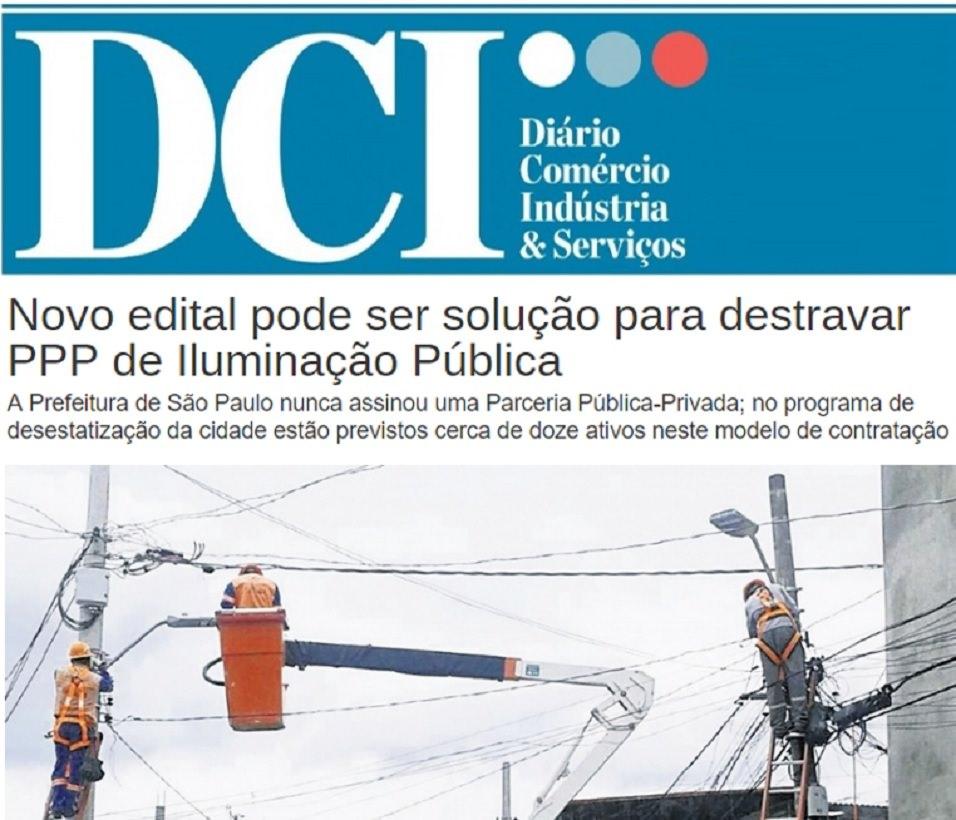 PPP de Iluminação Pública de São Paulo: alternativas para destravamento