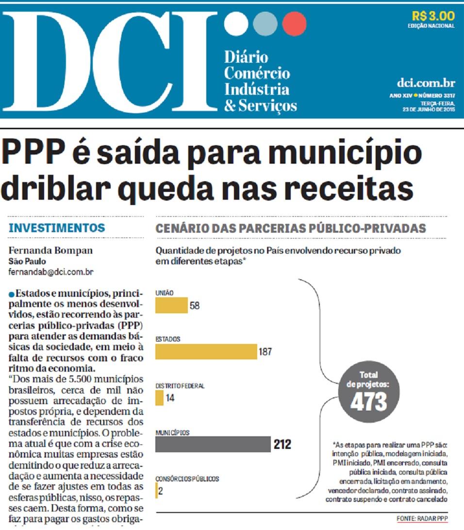 PPPs municipais em Ascenção