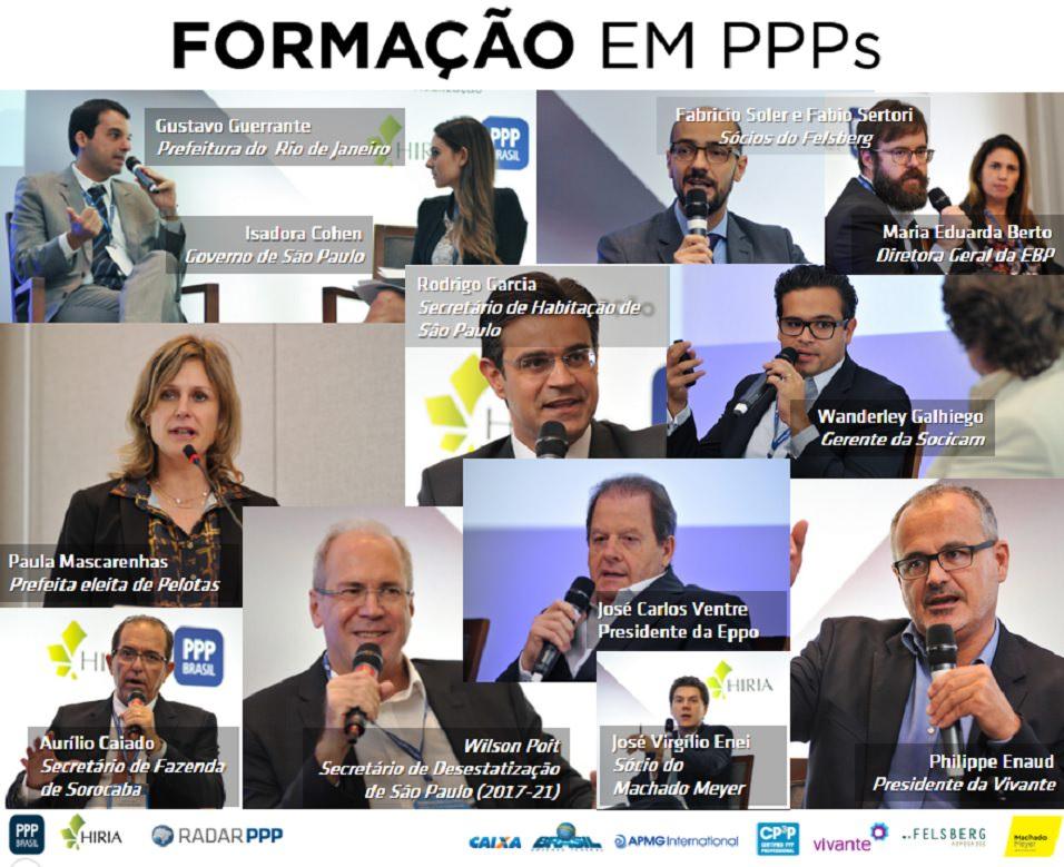 Radar PPP organiza encontro sobre Parcerias Público-Privadas em São Paulo