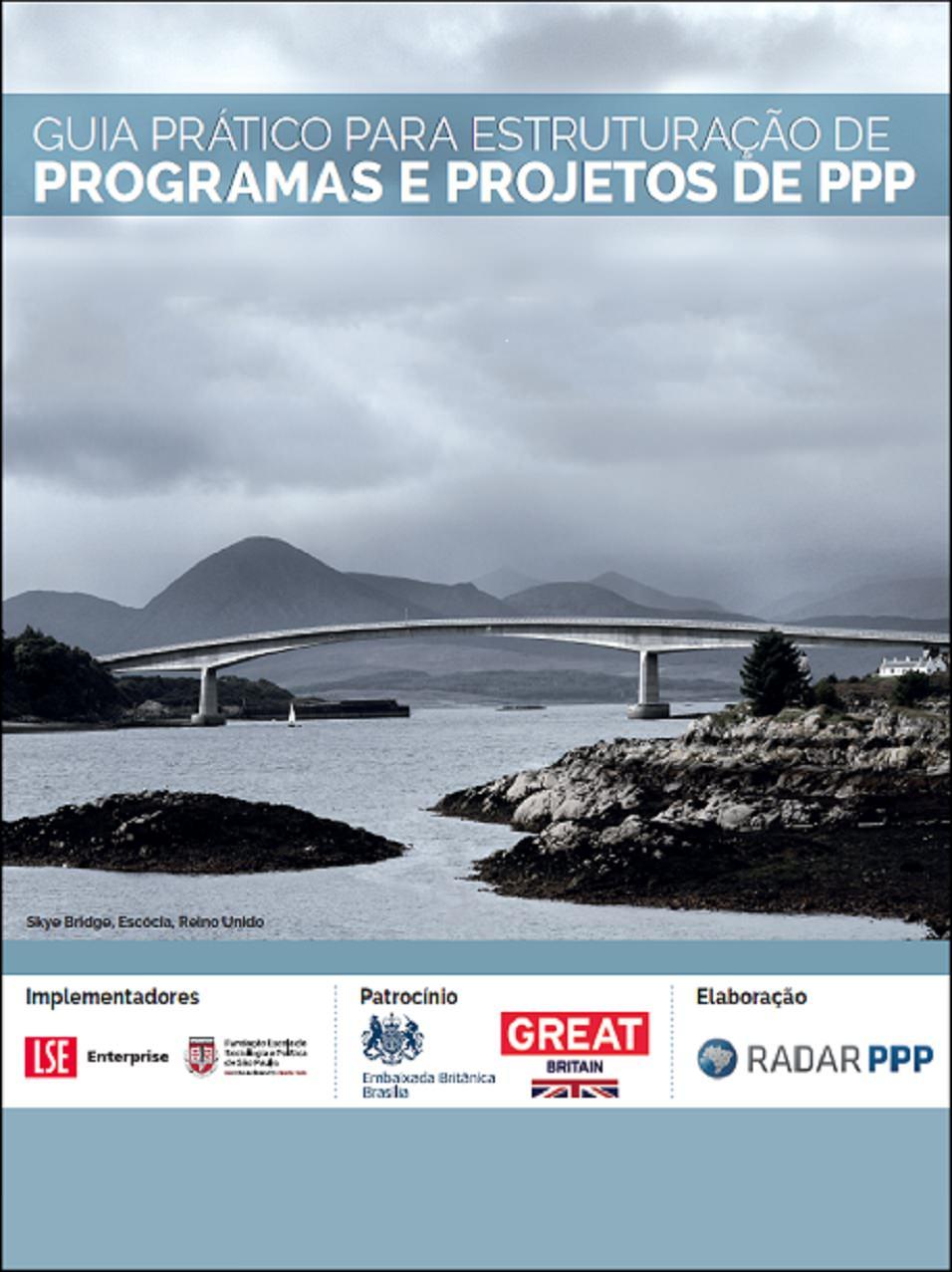 Imagem do Guia Prático para Estruturação de Programas e Projetos de PPP