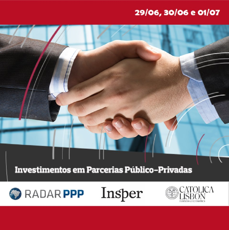 Treinamento e capacitação em Parcerias Público-Privadas do Insper