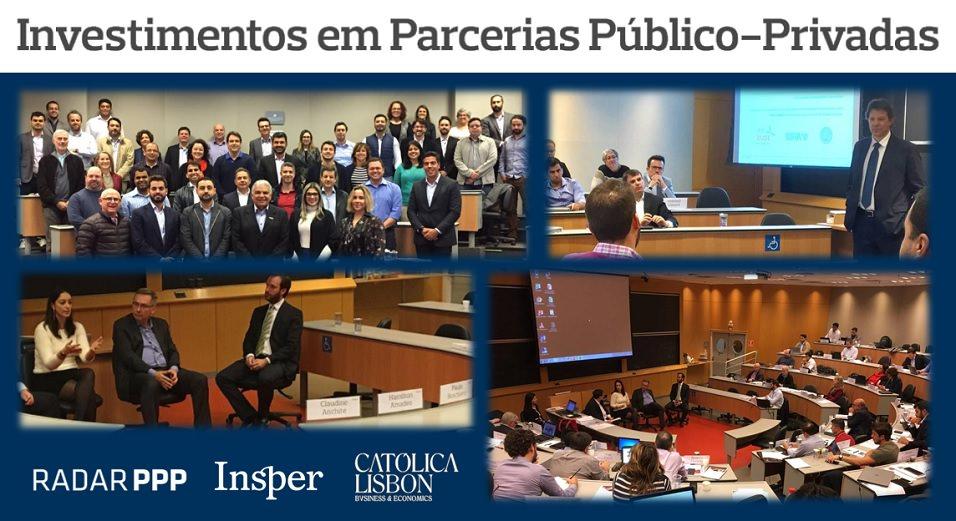"""Segunda edição do """"Investimentos em PPPs"""", com participação de Fernando Haddad"""