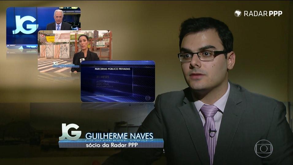 As mudanças nas PPPs provocadas pela Lava Jato no Jornal da Globo