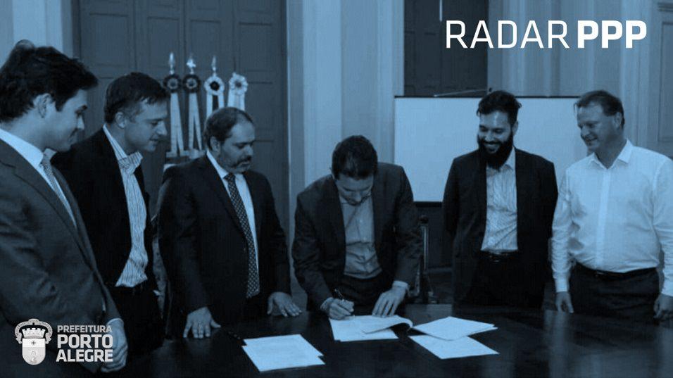 Prefeitura de Porto alegre firma acordo de cooperação técnica com a Radar PPP para trasnferência de conhecimento