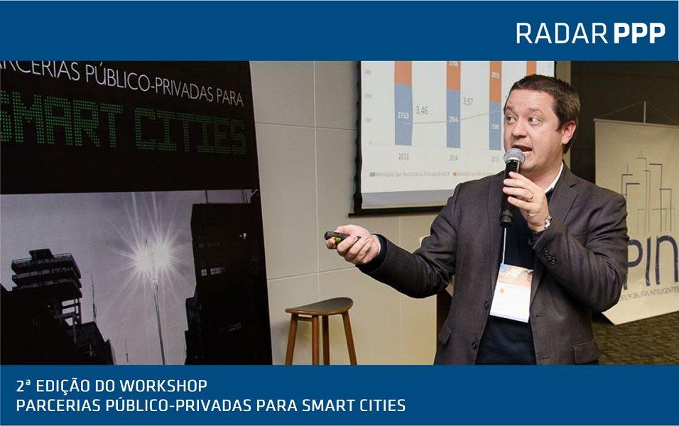 Radar PPP em debate sobre PPPs de smartcities