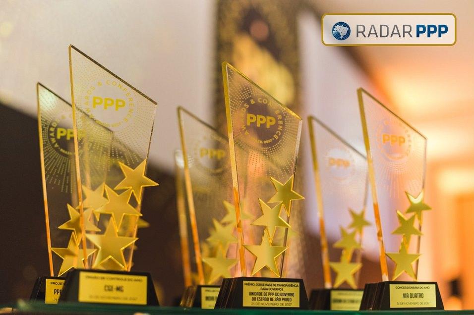 Sucesso de público, conteúdo e networking, PPP Awards Brazil marca o calendários das PPPs em São Paulo