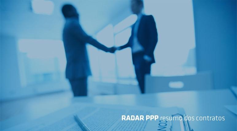 Resumo de Contratos de PPPs