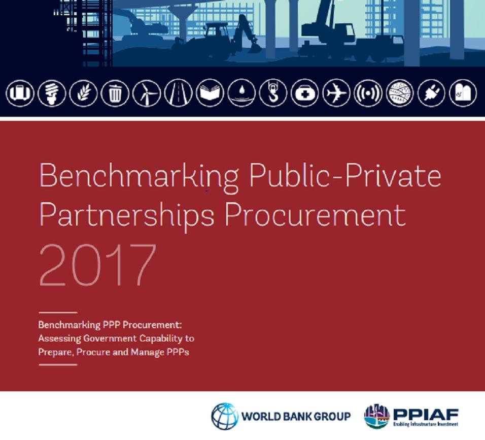 Benchmark internacional de contratos de PPP, na visão do Banco Mundial