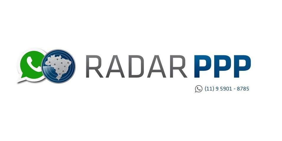 Fique por dentro das novidades do mercado de PPPs com o Radar PPP em seu Whatsapp
